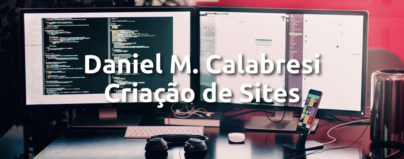 webdesign - daniel m. calabresi - fartura - são paulo
